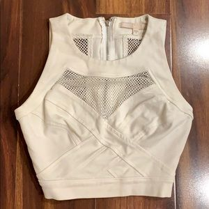 💕 White Guess Top